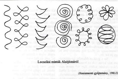 Locsolási minták Józsáról