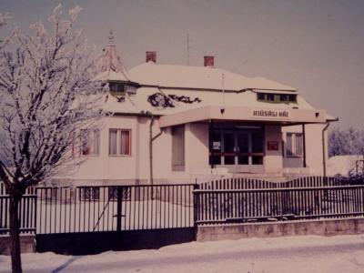 Ifjúsági ház 80-as évek